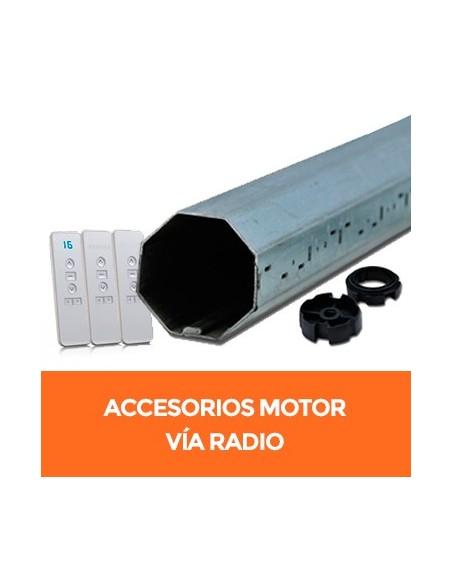 Accesorios motor vía radio