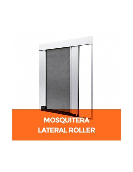 Mosquitera lateral roller